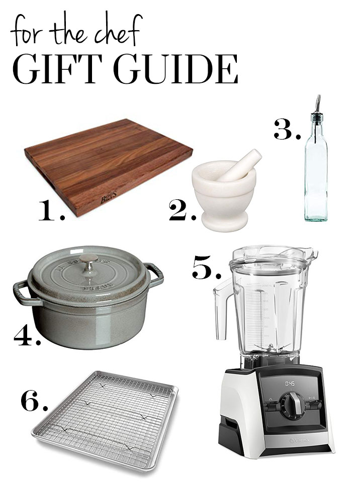 Cook's Gift Guide 2018