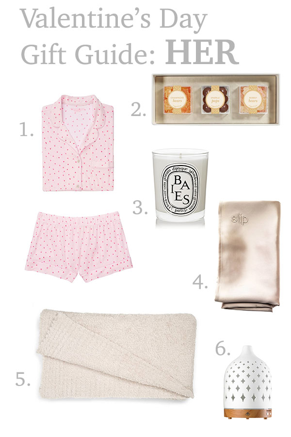Woman's Vday Gift Guide